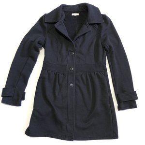 Tulle Black Dress Jacket | S
